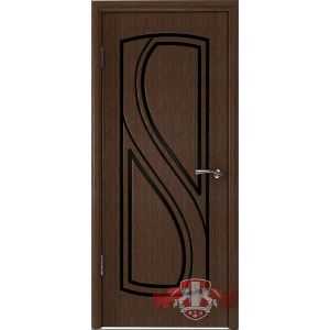 Грация 10ДГ4 (венге) межкомнатная дверь
