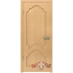 Венеция 11ДГ1 (светлый дуб) межкомнатная дверь