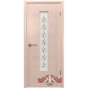 Рондо 8ДО5 (беленый дуб) межкомнатная дверь