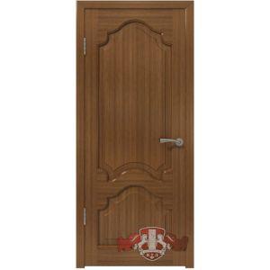 Венеция 11ДГ3 (орех) межкомнатная дверь