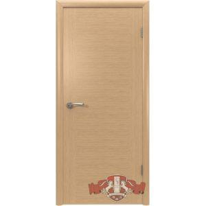 Рондо 8ДГ1 (светлый дуб) межкомнатная дверь