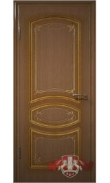 Версаль 13ДГ3 (орех) межкомнатная дверь