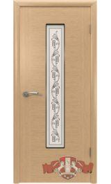 Рондо 8ДО1 (светлый дуб) межкомнатная дверь