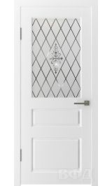 Честер ДО (белая эмаль) межкомнатная дверь
