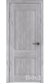 Clasic 2 (С2ПГ2) глухая серый дуб межкомнатная дверь