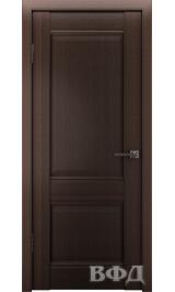 Clasic 2 ( С2ПГ4) глухая венге межкомнатная дверь