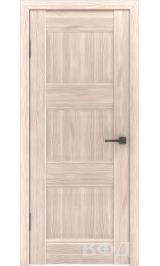Clasic 3 (С3ПГ1) глухая капучино межкомнатная дверь