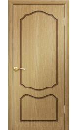 Классика ДГ (светлый дуб) межкомнатная дверь
