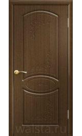 Муза ДГ (орех) межкомнатная дверь