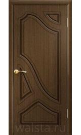Бабочка ДГ (орех) межкомнатная дверь