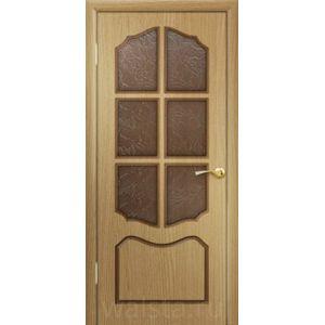 Классика ДО (светлый дуб) межкомнатная дверь