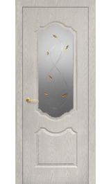 Анастасия ДО беленый дуб межкомнатная дверь (Остатки)