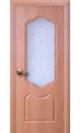 Анастасия  ДО миланский орех межкомнатная дверь (Остатки)