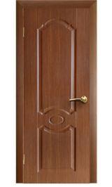 Лилия ДГ темный дуб межкомнатная дверь