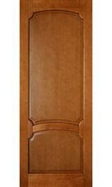 ИРИДА ДГ межкомнатная дверь из массива сосны (Витрина)