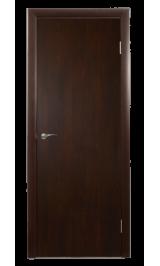 Полотно глухое ПГ (венге) межкомнатная дверь