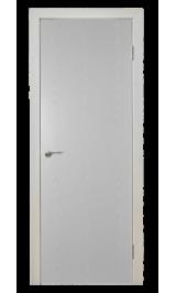 Полотно глухое ПГ (беленый дуб) межкомнатная дверь