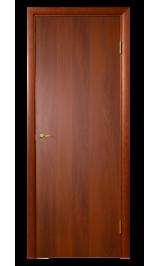 Полотно глухое ПГ (итальянский орех) межкомнатная дверь