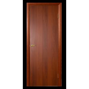 ПГ-полотно глухое (итальянский орех) межкомнатная дверь