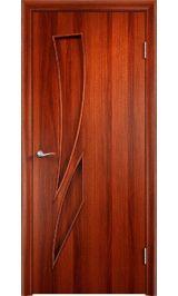 стрелиция глухая (итальянский орех) межкомнатная дверь