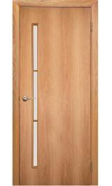 4С1 (миланский орех) межкомнатная дверь