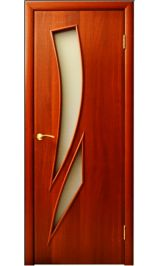 Стрелиция ПО (итальянский орех) межкомнатная дверь