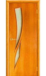 стрелиция ПО (миланский орех) межкомнатная дверь