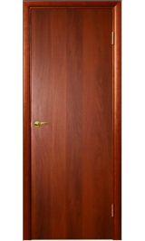 1Г1 полотно глухое (итальянский орех) межкомнатная дверь