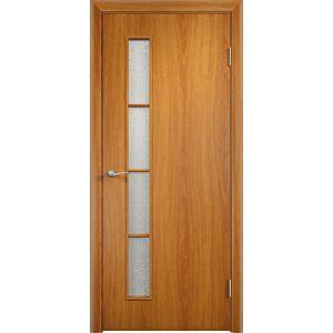 Гамма ПО (миланский орех) межкомнатная дверь