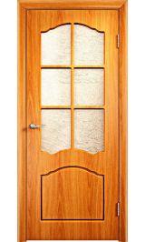 Лидия ДО (миланский орех) межкомнатная дверь
