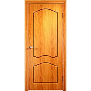 Лидия ДГ (миланский орех) межкомнатная дверь