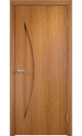 Луна ПГ (миланский орех ) межкомнатная дверь