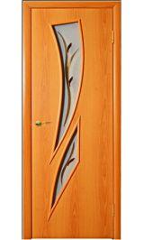 4Ф13 фьюзинг (миланский орех) межкомнатная дверь