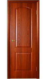 Палитра глухая (итальянский орех) межкомнатная дверь