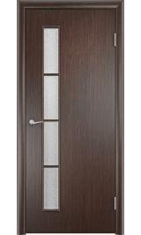 Гамма ПО (венге) межкомнатная дверь