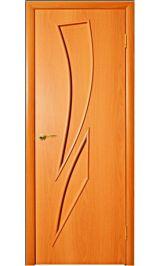 Стрелиция глухая (миланский орех) межкомнатная дверь
