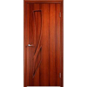 4Г13 глухая (итальянский орех) межкомнатная дверь