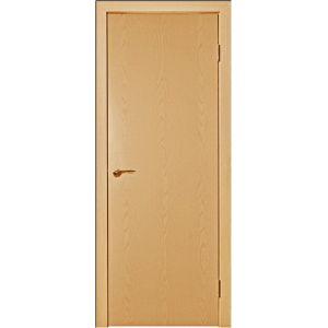 1Г1  (полотно глухое) (беленый дуб) межкомнатная дверь