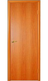 1Г1 (ДПГ,полотно глухое) (миланский орех) межкомнатная дверь