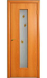 с 17 фьюзинг (миланский орех) межкомнатная дверь
