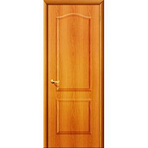 Палитра глухая (миланский орех) межкомнатная дверь