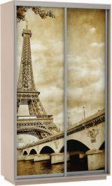 Фото дуо Париж 140*240*60 дуб молочный сборка в подарок