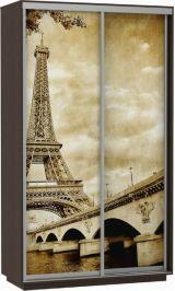 Фото дуо Париж 140*240*60 венге сборка в подарок