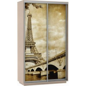 Фото хит Париж 120*220*60 дуб молочный сборка в подарок