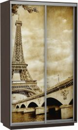 Фото хит Париж 120*220*60 венге сборка в подарок