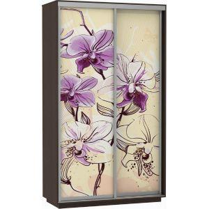 Фото хит цветы 120*220*60 венге сборка в подарок