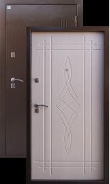 Алмаз Лазурит 2 металлическая входная дверь