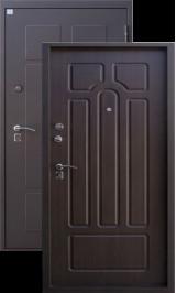 Алмаз Опал 2 металлическая входная дверь