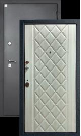 Алмаз Циркон 1 дуб светлый 144 металлическая входная дверь