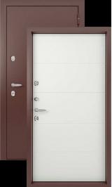 Алмаз 100 Г-2112 Дуб кантр/Муар металлическая входная дверь